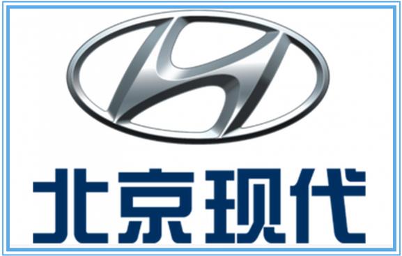 "<div style=""text-align:center;""> 北京現代 </div>"